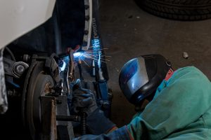 Auto Body Repair Welding