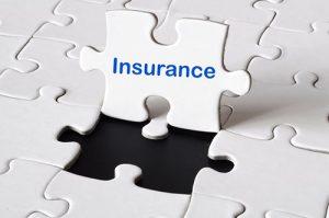 Insurance puzzle piece