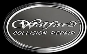Wolfords Collision Repair Logo
