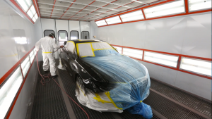 Wolford Collision Repair Auto Painting Refinishing Paint Booth